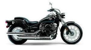 beginner friendly cruiser style motorcycle - 2004 V Star 650