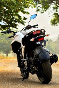 beginner motorcycle sport bike image