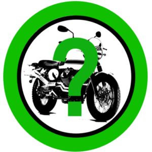 best motorcycle for beginners logo image