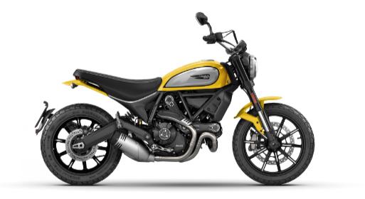 2020 ducati scrambler beginner motorcycle