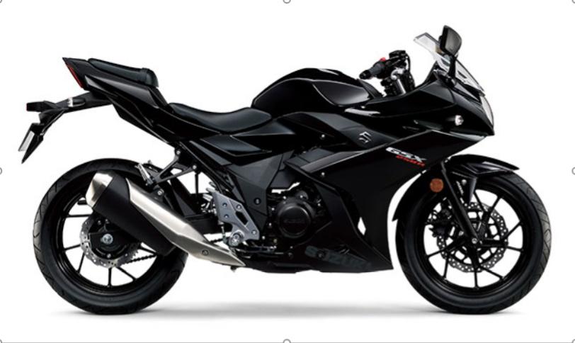 2020 suzuki GSX250R beginner motorcycle