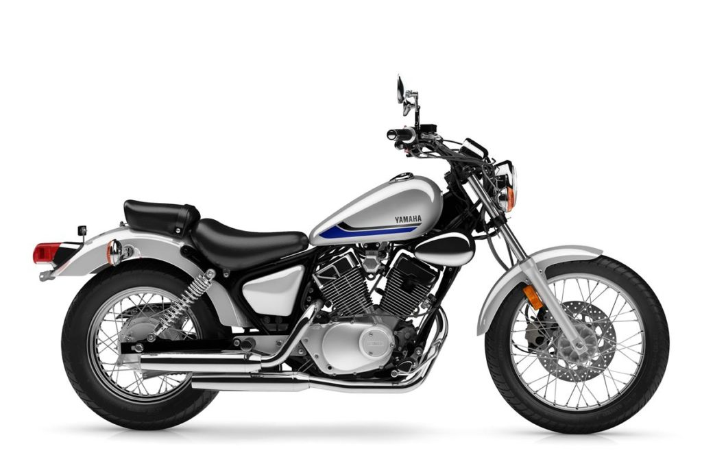 2020 yamaha v-star 250 beginner motorcycle