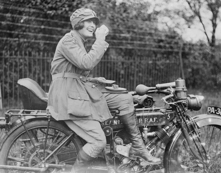 Increasing Number of Female Motorcyclists in the US