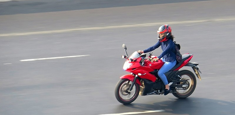 The Increasing Number of Female Motorcyclists in the US
